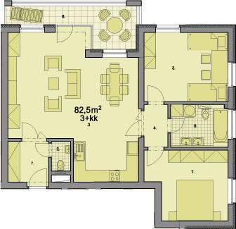 Пример типового проекта электроснабжения квартиры
