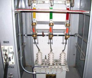 Фото установленных трансформаторов тока